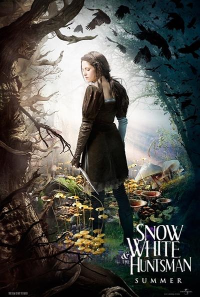 Téaser Póster de Blancanieves y la leyenda del cazador (Snow White and the Huntsman)