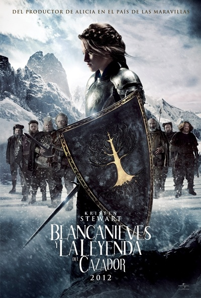 Blancanieves y la leyenda... [2012][TS-Screener HQ][Castellano][Aventuras]957 MB