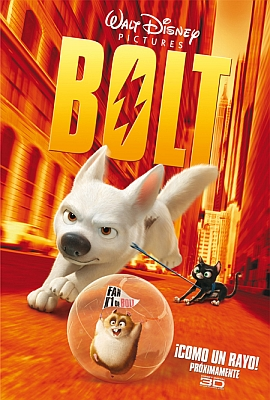 Bolt 2008 TS Audio Latino Xdiv  com ar preview 0