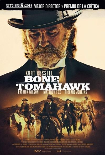Cartel de Bone Tomahawk (Bone Tomahawk)