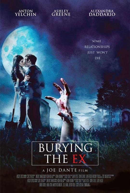 Cartel de Burying the Ex (Burying the Ex)