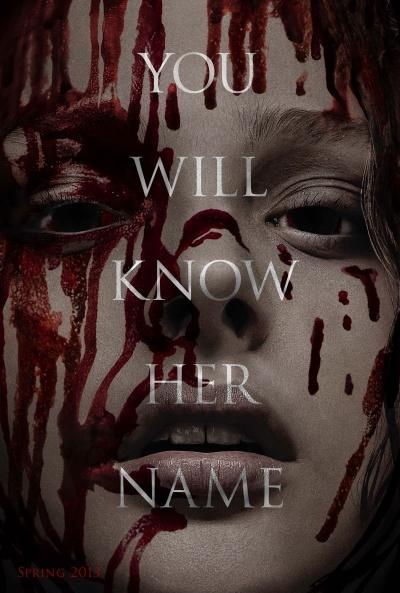 Cartel de  (Carrie)