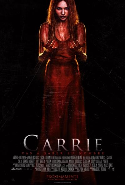 Cartel de Carrie (Carrie)