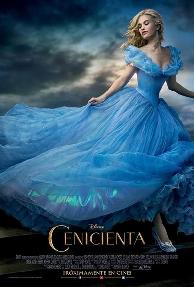 Cartel de Cenicienta (Cinderella)