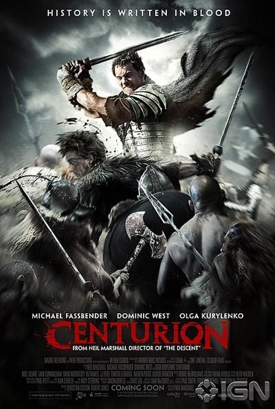 CENTURION. Centurion_5421