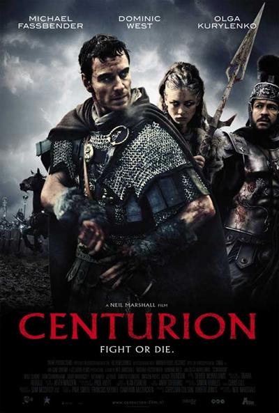 CENTURION. Centurion_5479