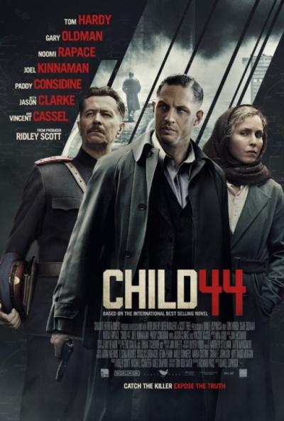 Cartel de El ni�o 44 (Child 44)