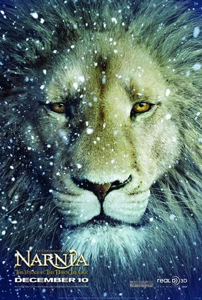 Póster de Las crónicas de Narnia: La travesía del viajero del alba (The Chronicles Of Narnia: The Voyage Of The Dawn Treader)