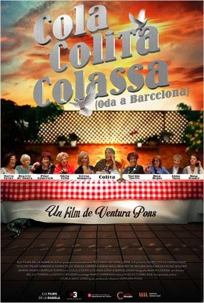 Cartel de Cola, Colita, Colassa (Oda a Barcelona) (Cola, Colita, Colassa (Oda a Barcelona))