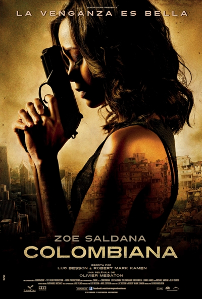 Colombiana [TS HQ] [Castellano] [2011]
