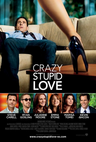 Cartel de Crazy, Stupid, Love (Crazy, Stupid, Love)