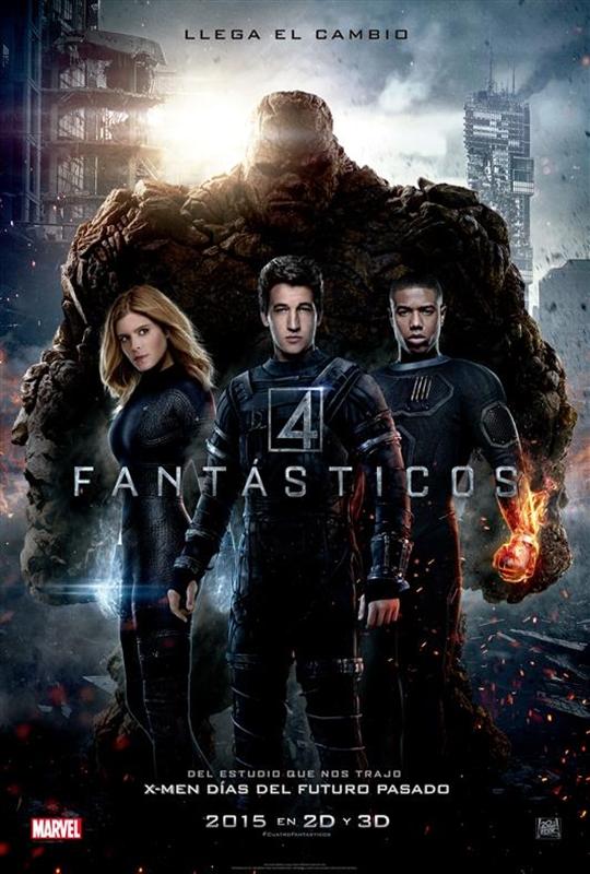 Post -- The Fantastic Four  --  21/08/2015  - Página 2 Cuatro_fantasticos_36871