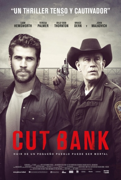 Cartel de Cut Bank (Cut Bank)