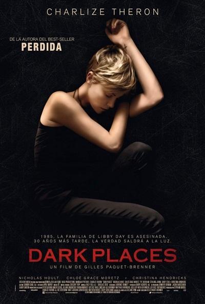 Cartel de Lugares oscuros (Dark Places)