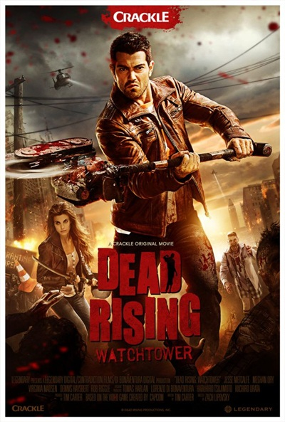 Póster de  (Dead Rising: Watchtower)