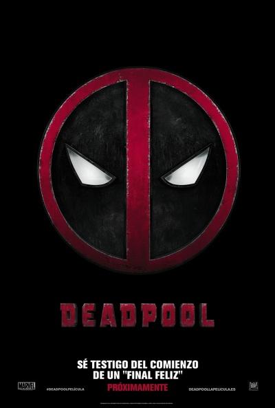 Téaser Póster de Deadpool (Deadpool)