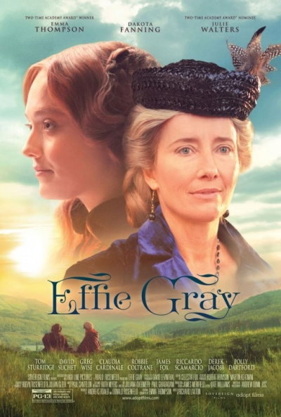 P�ster de  (Effie Gray)