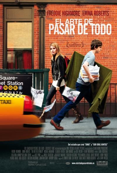 Estrenos de cine [30/09/2011]   El_arte_de_pasar_de_todo_10507