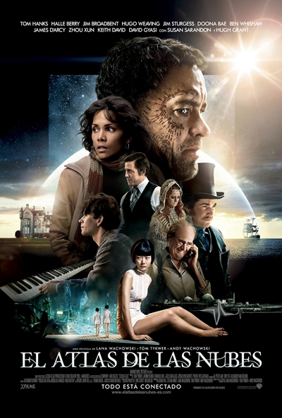 el atlas de las nubes 15047 Cloud Atlas [2012] [DVDRIp] [Latino]