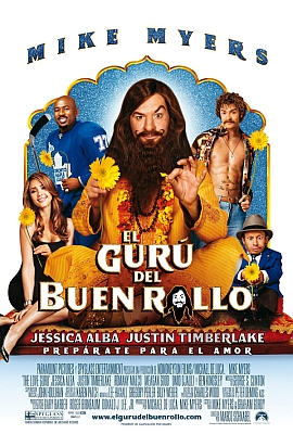 The Love Guru Subtitulado DVDRip XviD  com ar preview 0