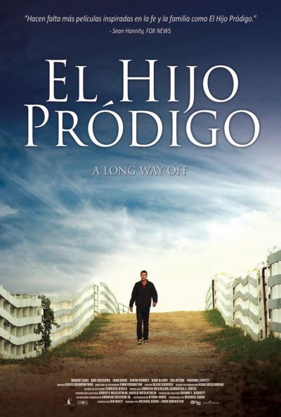 Cartel de El hijo pródigo (A Long Way Off)