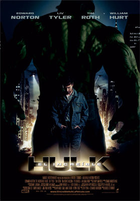 The Incredible Hulk 2008 DvDrip Subtitulado  com ar preview 0