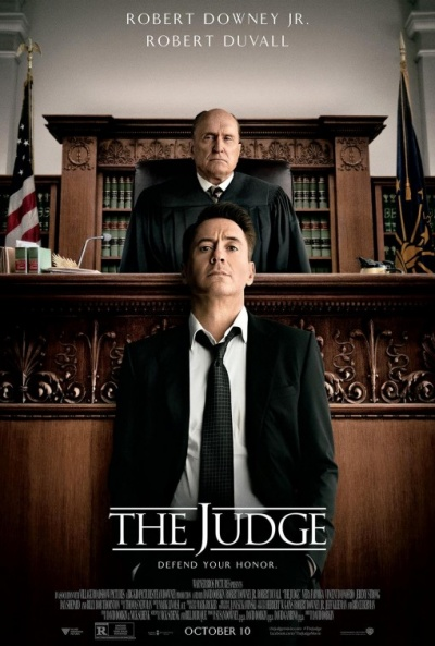 P�ster de El juez (The Judge)