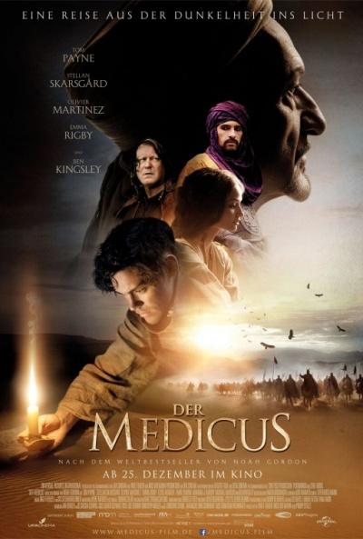 Poster de El médico