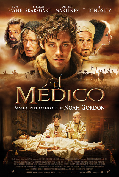 Cartel de El médico (Der Medicus (The Physician))