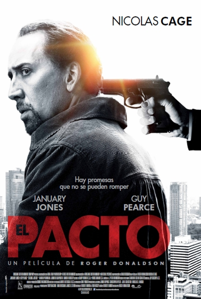 Cartel de El pacto (Seeking Justice)
