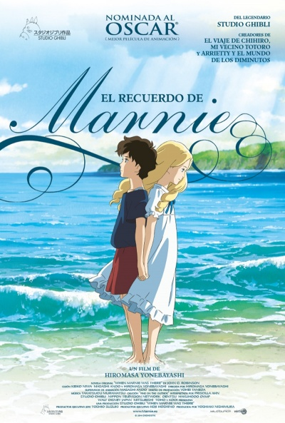Cartel de El recuerdo de Marnie (Omoide no Marnie (When Marnie Was There))