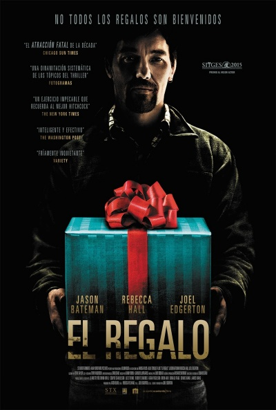Cartel de El regalo (The Gift)