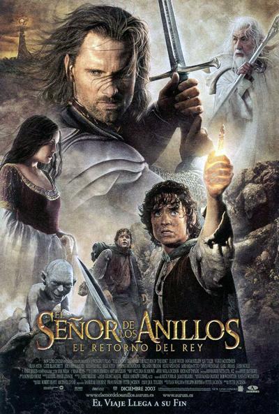 el retorno del rey 3568 El Señor de los Anillos: El Retorno del Rey [DvdRip] [Latino]