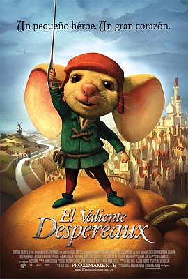 The Tale Of Despereaux Filtrada Dual Ingles Audio Latino Xdiv w com ar preview 0