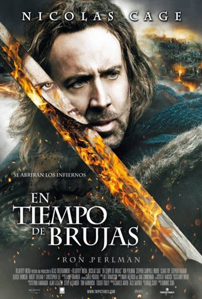 EN TIEMPOS DE BRUJAS - Season of The Witch