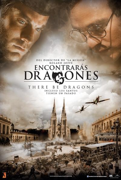 Encontrarás Dragones [DVDRip] [Castellano] [2011]