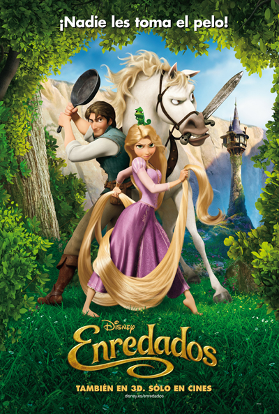 Tangled (2010)(Enredados)(DVDscr)(latino)