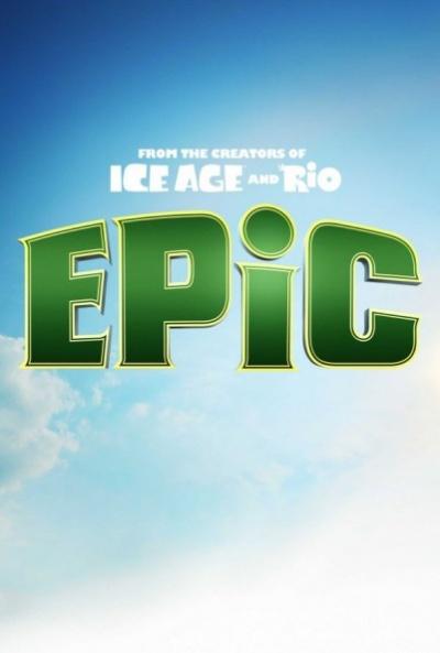 Téaser Póster de Epic: El mundo secreto (Epic)
