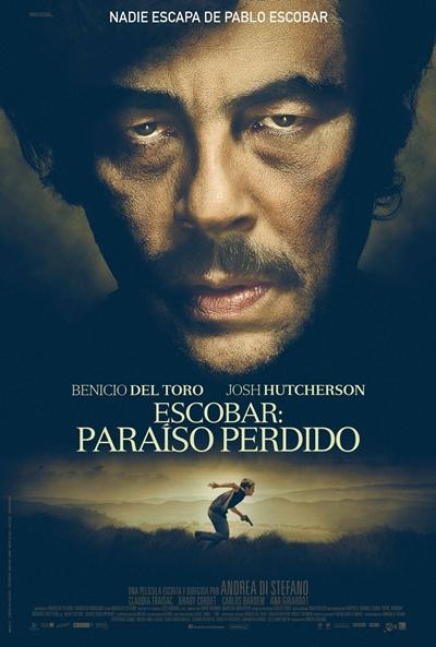 Cartel de Escobar: Para�so perdido (Escobar: Paradise Lost)