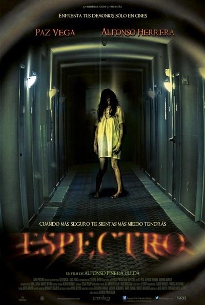 Cartel de Espectro (Espectro)