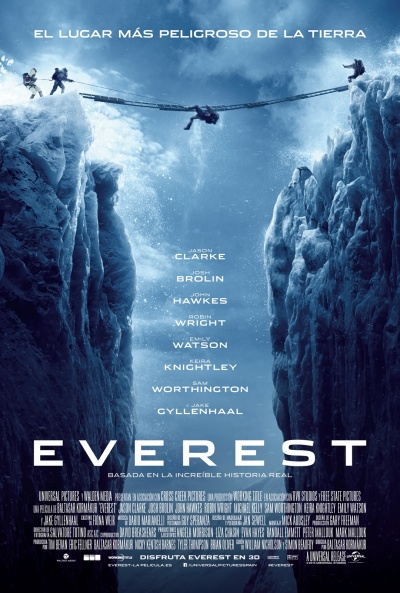 Cartel de Everest (Everest)