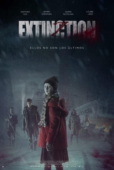 Cartel de Extinction (Extinction)
