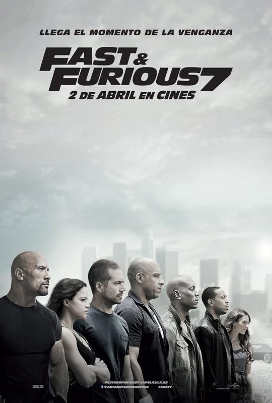 Post -- A todo gas 7 'Fast & Furious 7' -- 03/04/2015  - Página 2 Fast_&_furious_7_34862