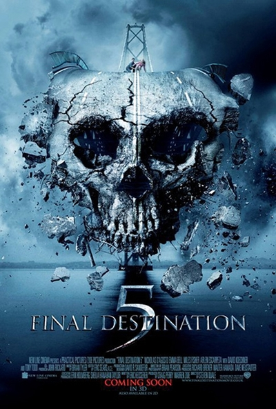 final destination 5 10180 Destino Final 5 [ Castellano ] [ DVDrip ]  [1 Link]