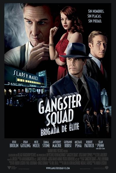 Gangster Squad (Brigada de élite) 2013 DVDRIp Latino