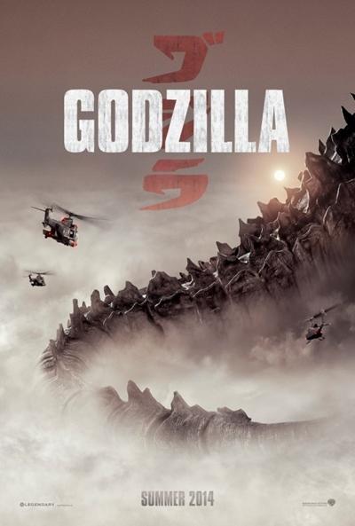 Cartel de Godzilla (Godzilla)