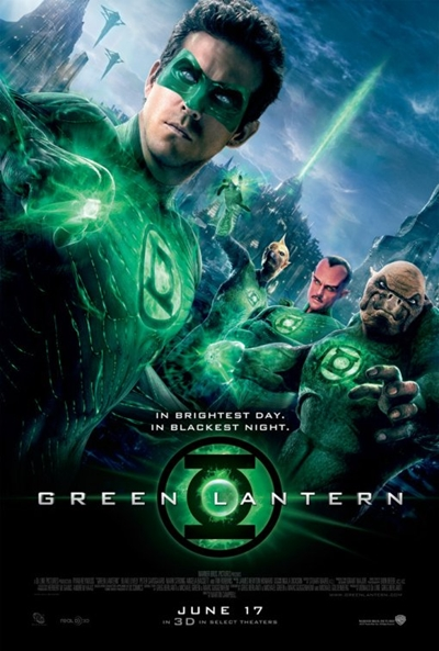 Linterna Verde [Dvdrip] [Ingles + Sub Español] [2011] [Estr