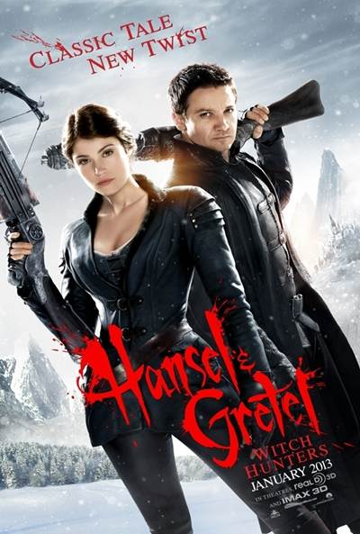 hansel and gretel witch hunters 15509 Hansel & Gretel: Cazadores de brujas [2013][CAM][Latino][Terror]