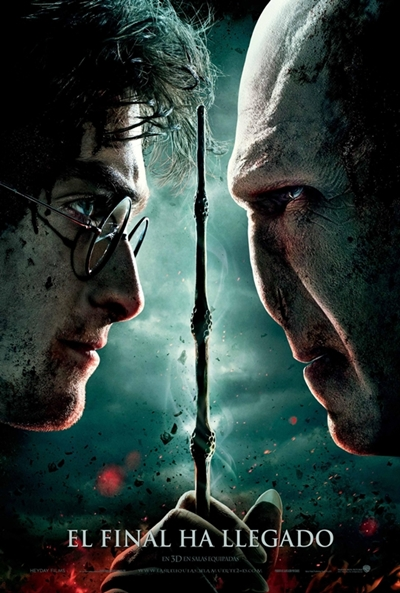 Téaser Póster de Harry Potter y las reliquias de la Muerte: Parte 2 (Harry Potter and the Deathly Hallows: Part II)