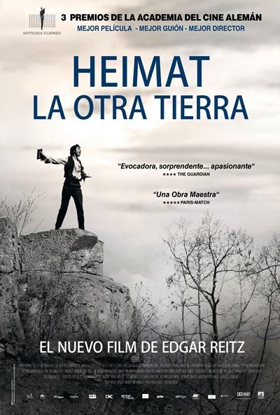 Cartel de Heimat, la otra tierra (Die Andere Heimat - Chronik einer Sehnsucht)